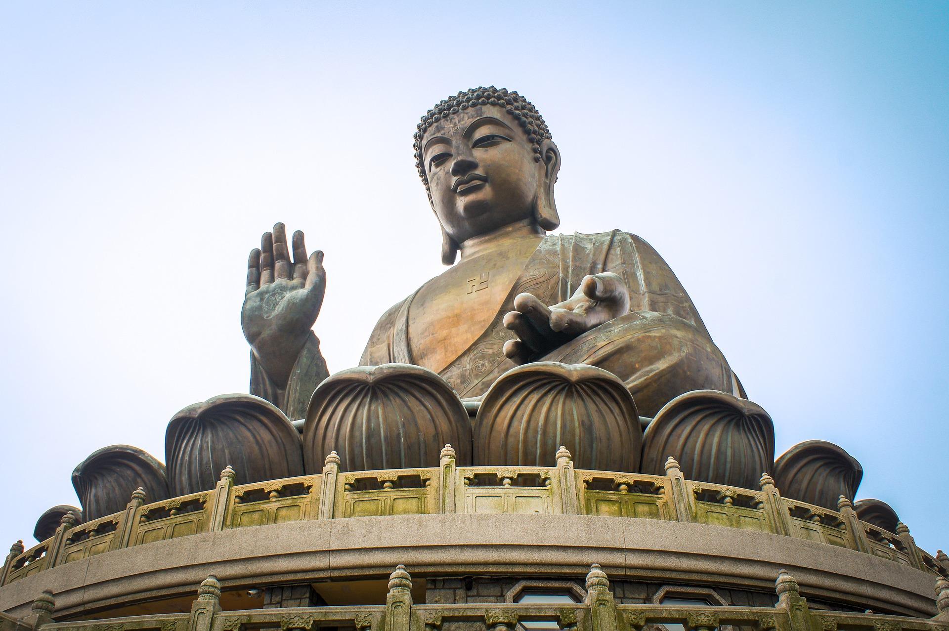 Hong Kong Budget travel guide Big Buddha