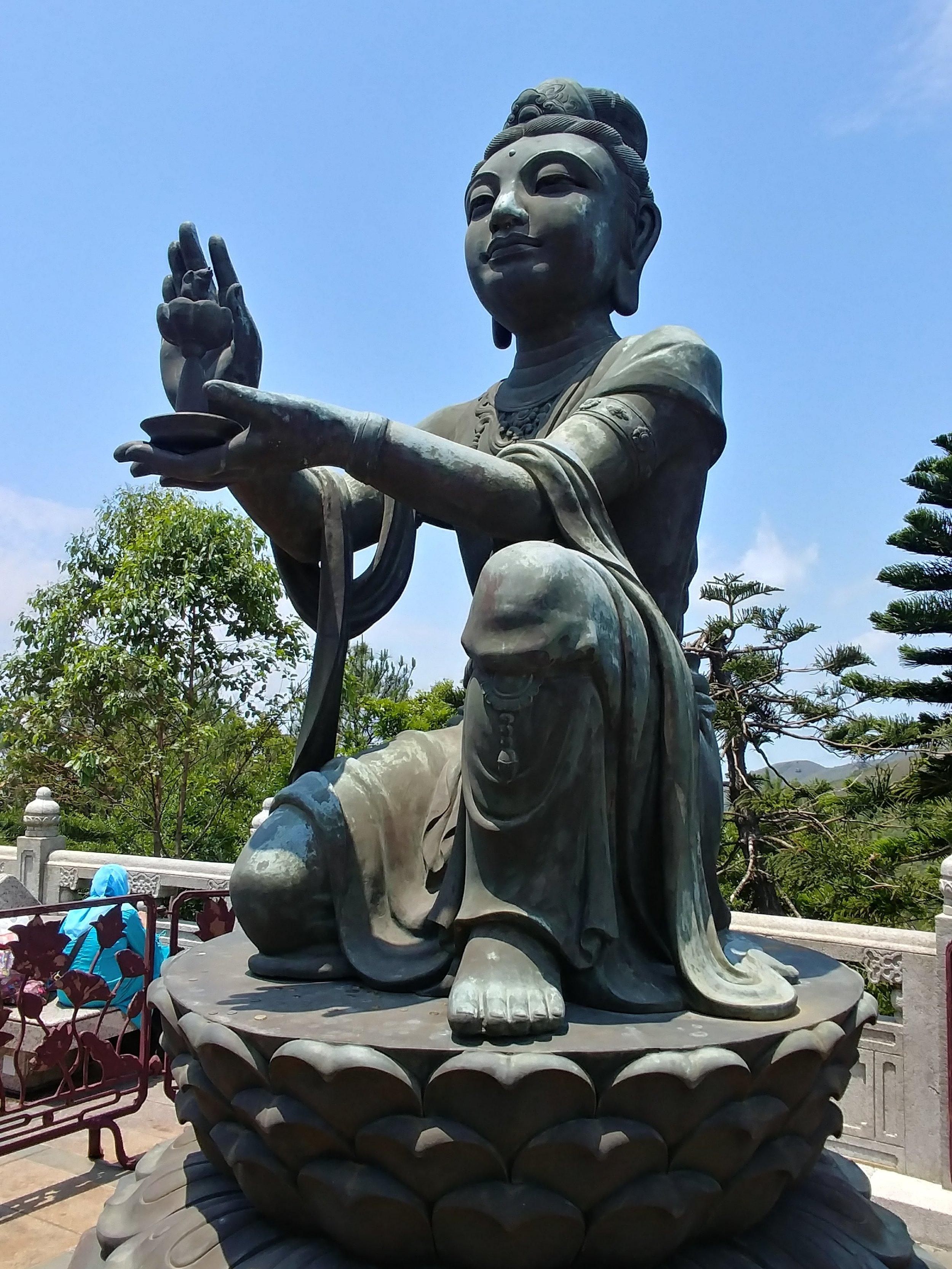 Hong Kong Big Buddha travel tips