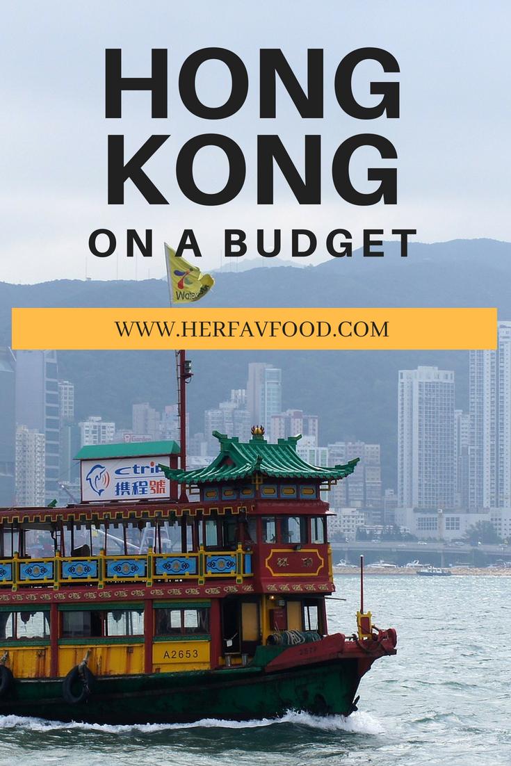 Hong Kong on a budget travel tips
