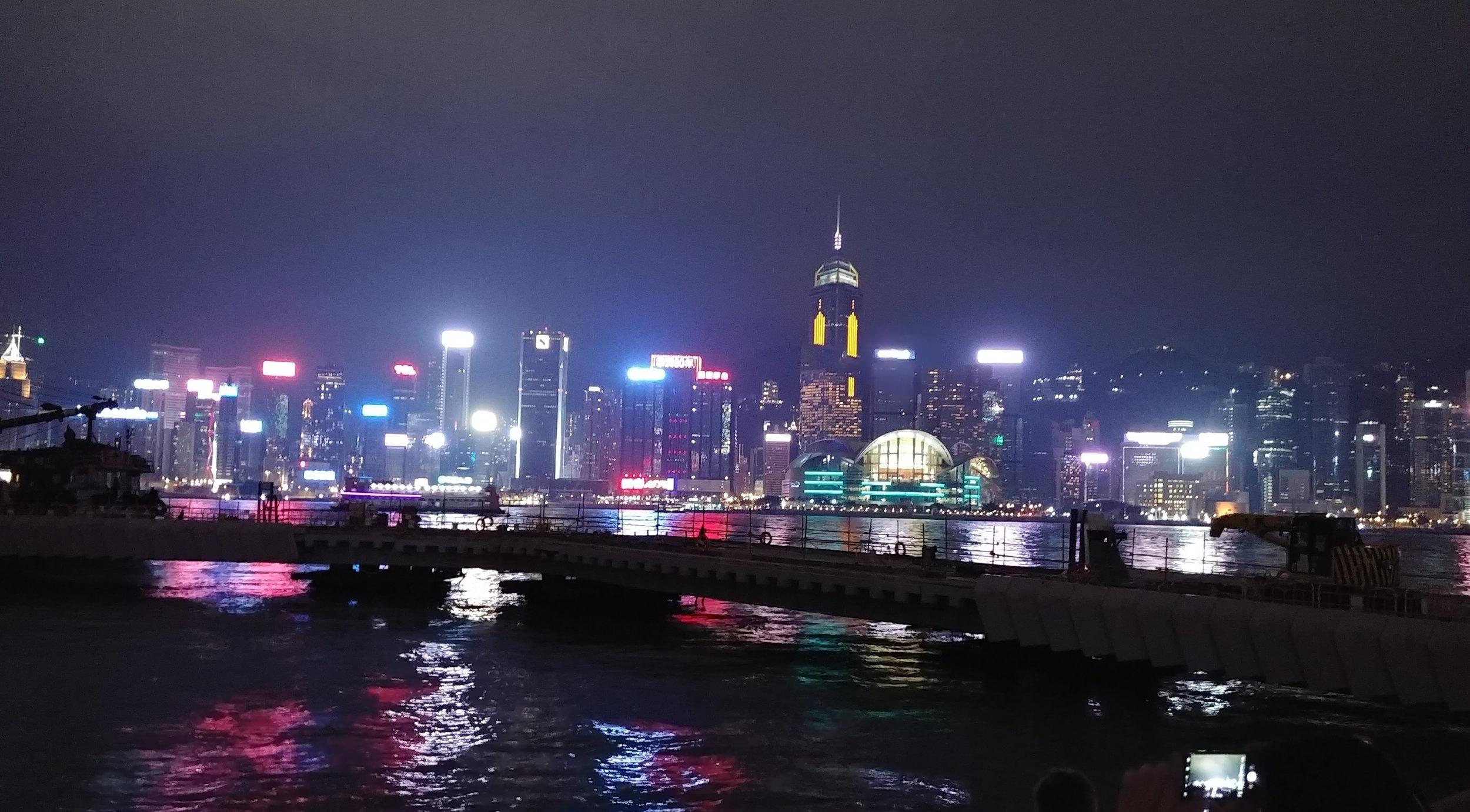 A Symphony of lights hong Kong travel guide