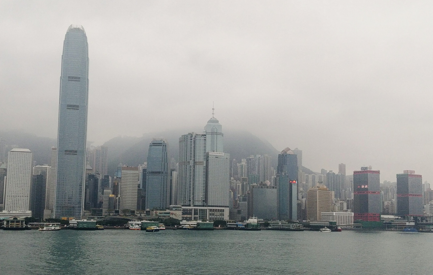 Travelling in Hong Kong Guide