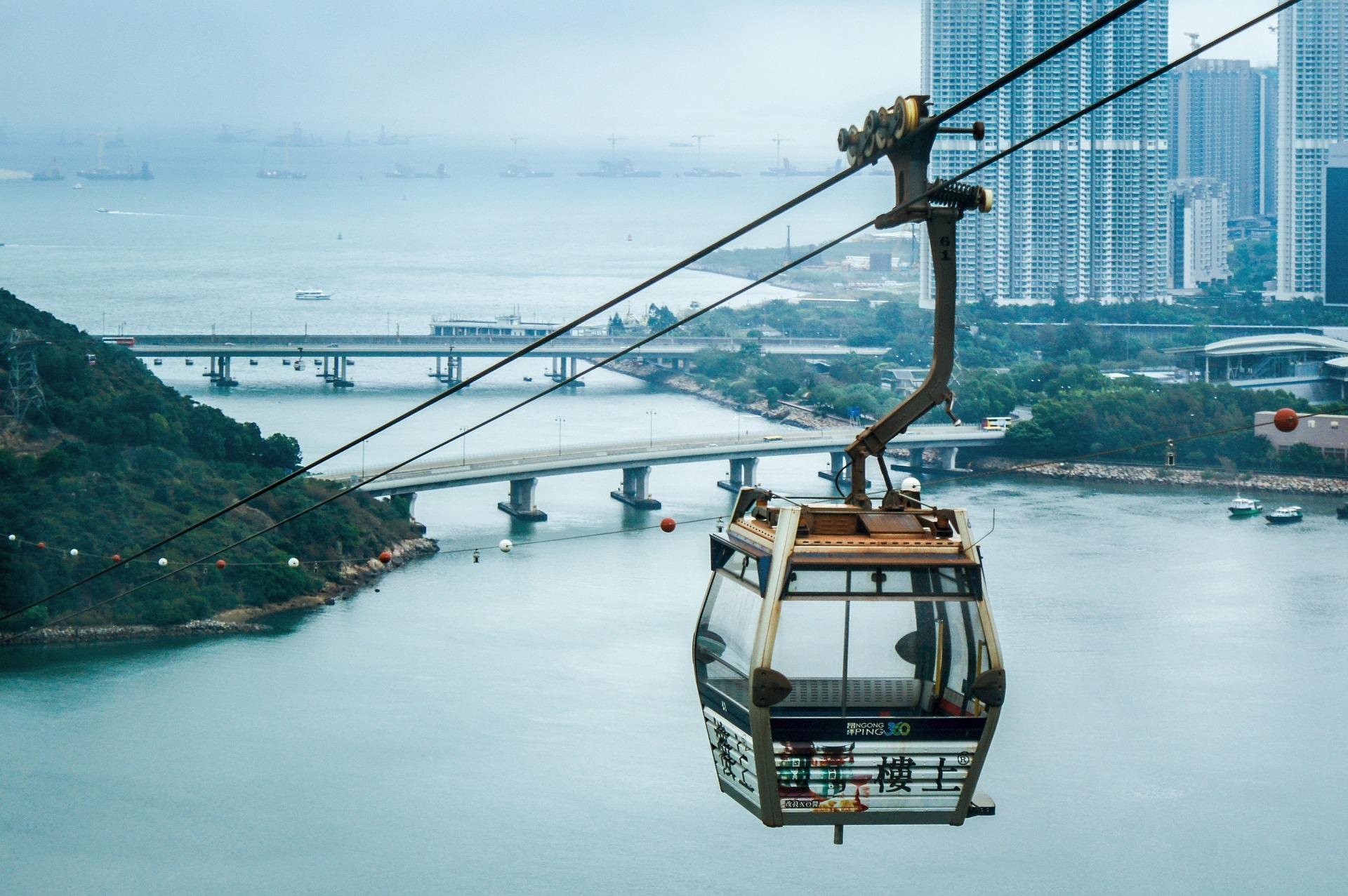 Hong Kong cable car travel guide