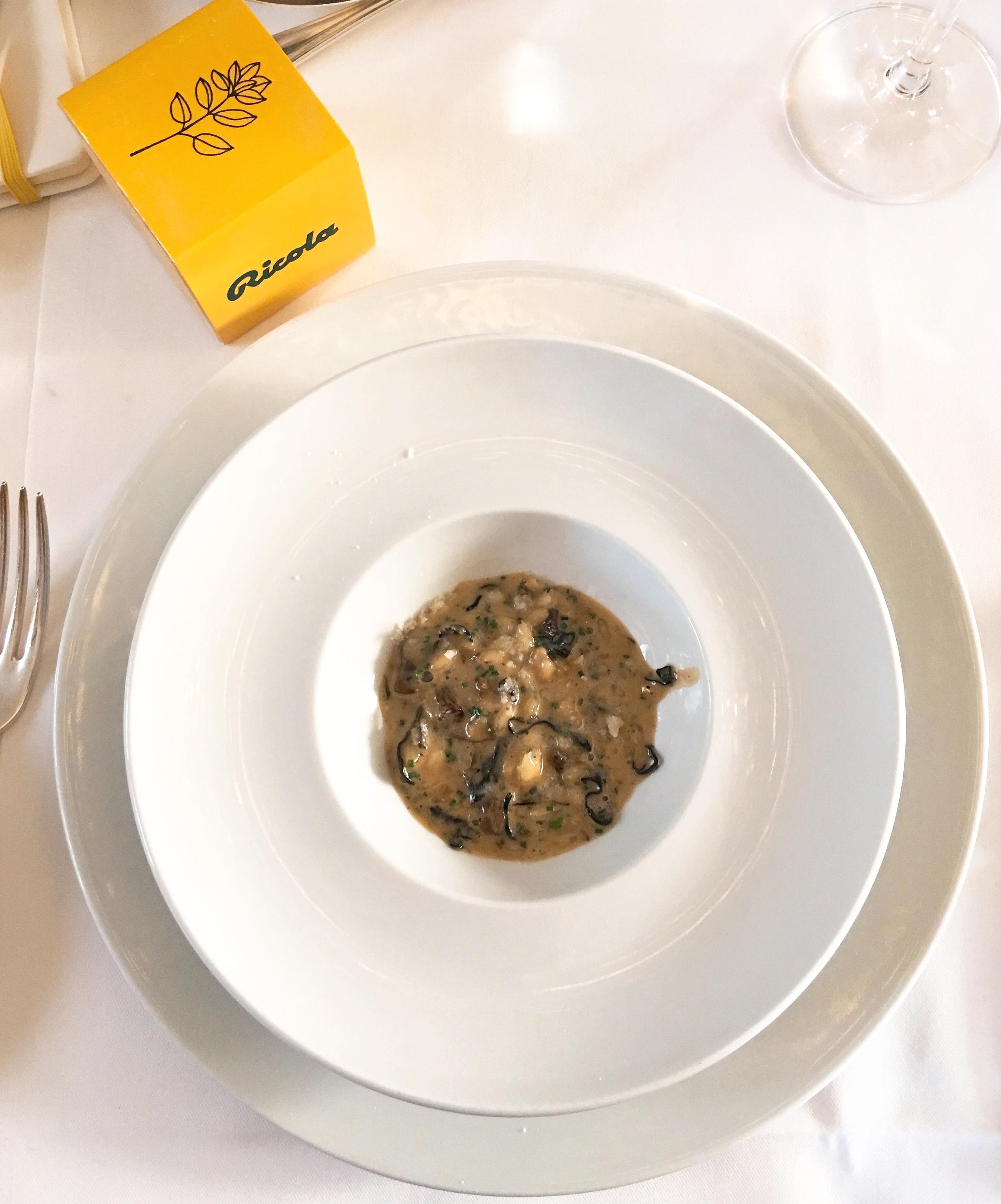 Mosimann's restaurant review