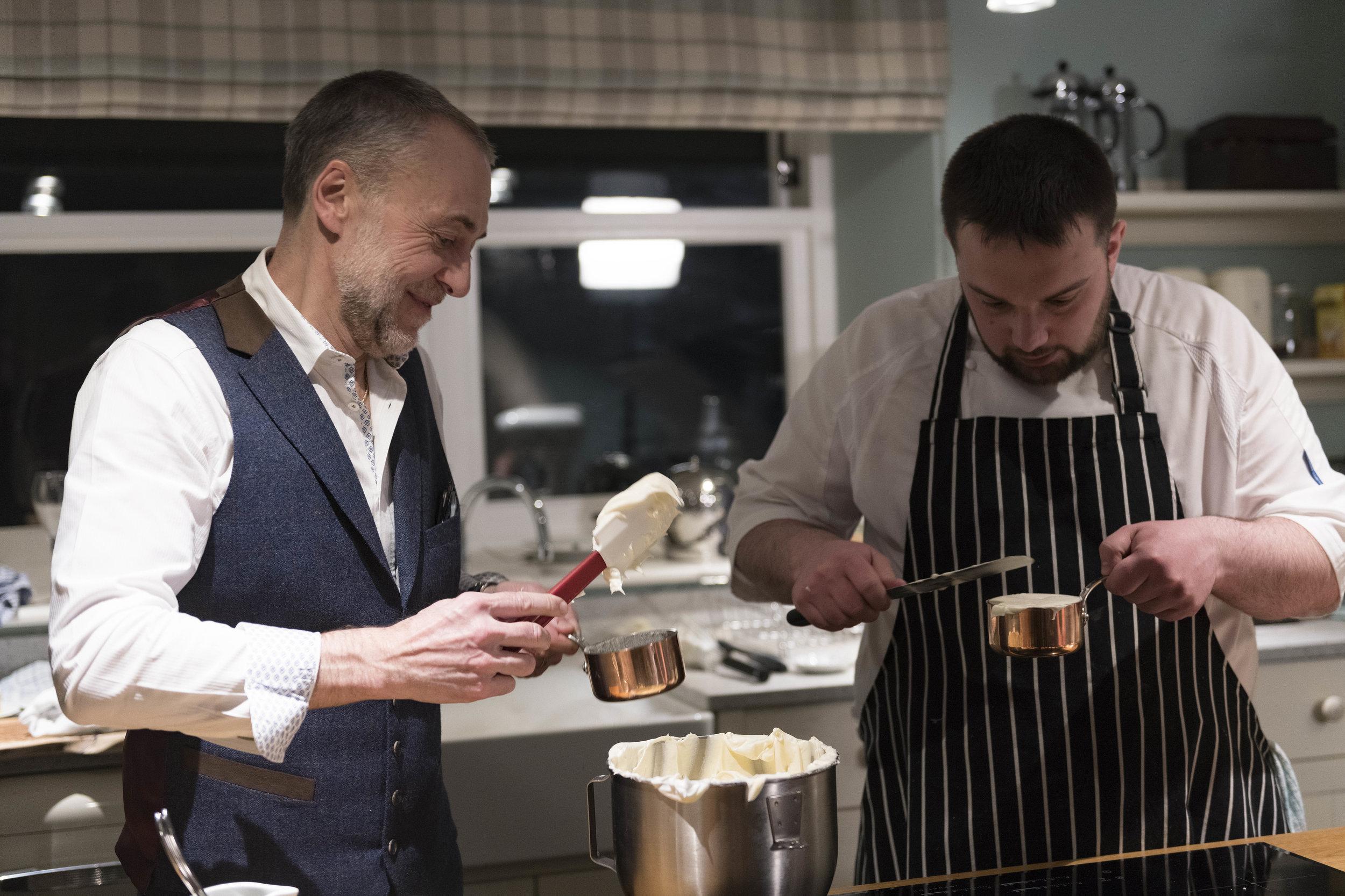 Craftsmen's Dinner - Michel Roux JR and Balvenie whisky