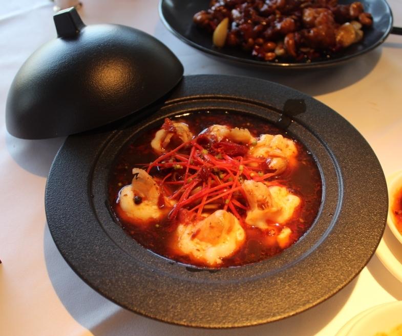 Min Jiang Chinese restaurant review London
