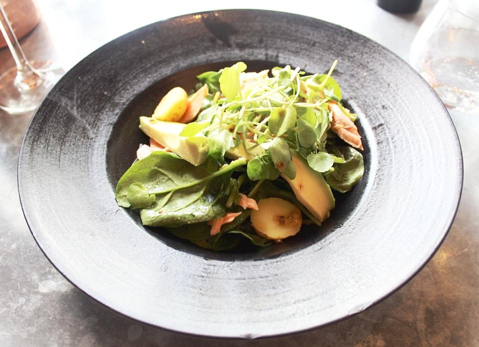 Set menu at Gillray's restaurant review London Southbank