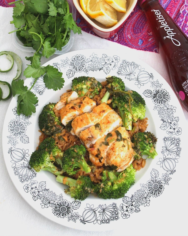 Grilled chicken recipe on Her Favourite Food