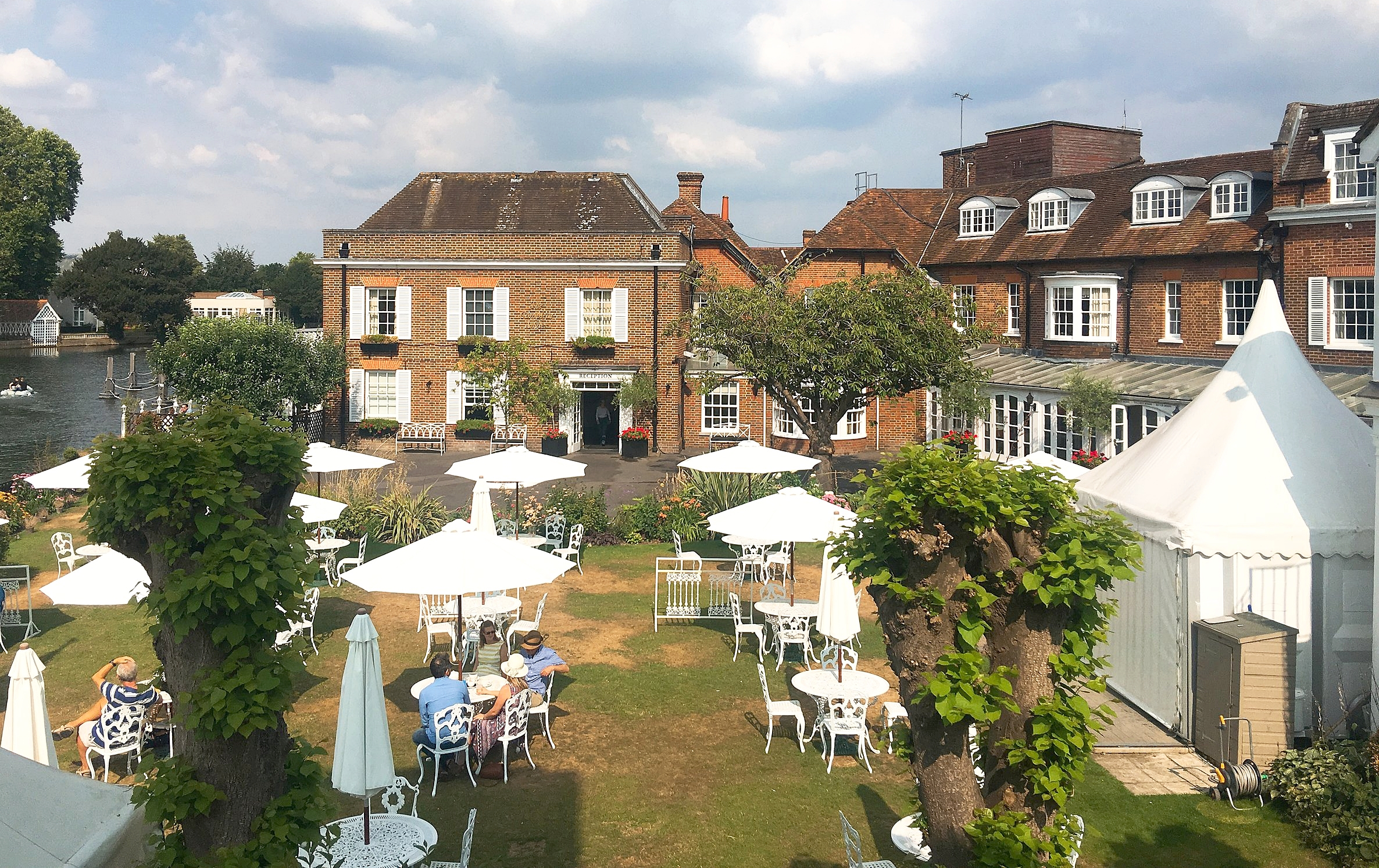 Macdonald Compleat Angler Hotel Review, Marlow, Travel blog