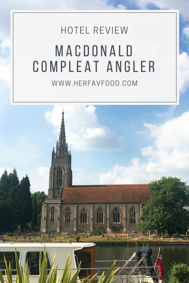 Macdonald Compleat Angler Hotel Review