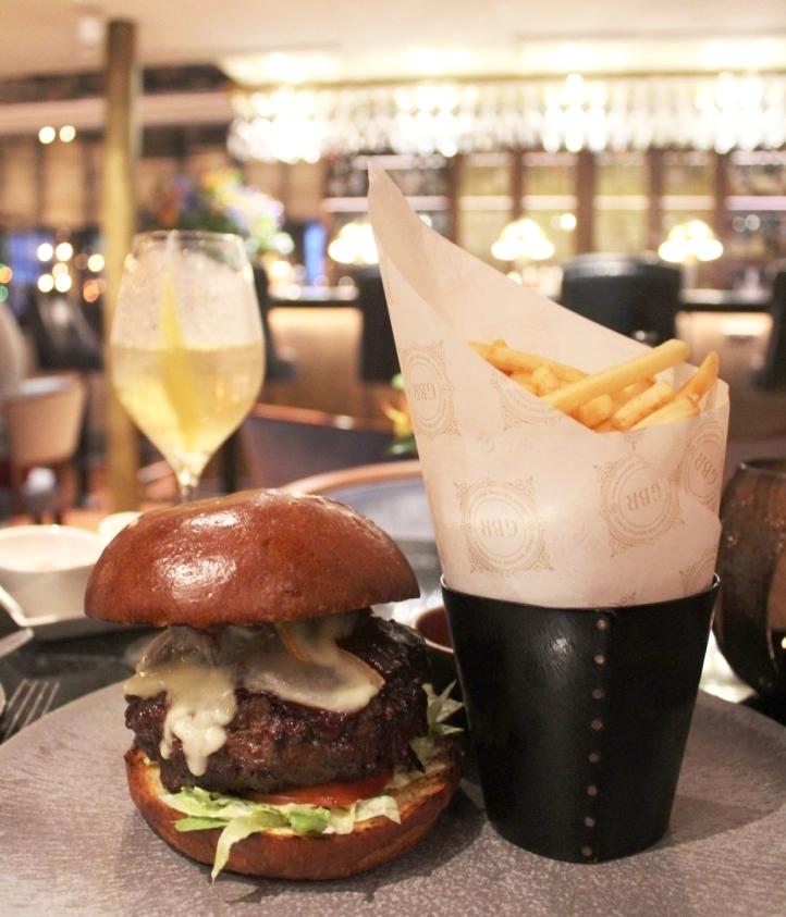 Dinner at GBR at Dukes Hotel London