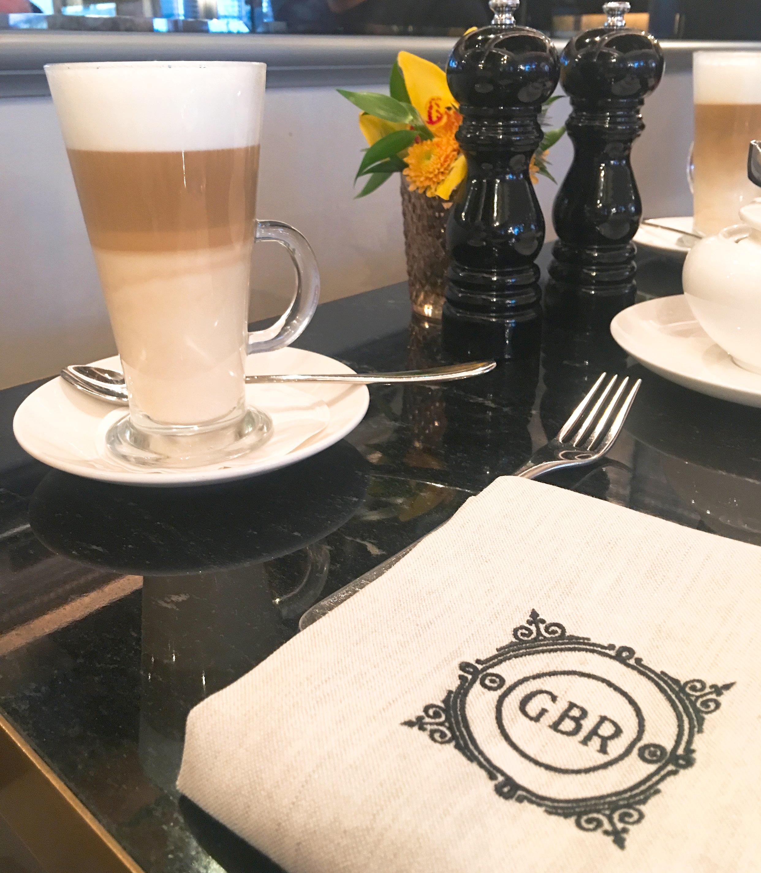 Breakfast at GBR at Dukes Hotel London