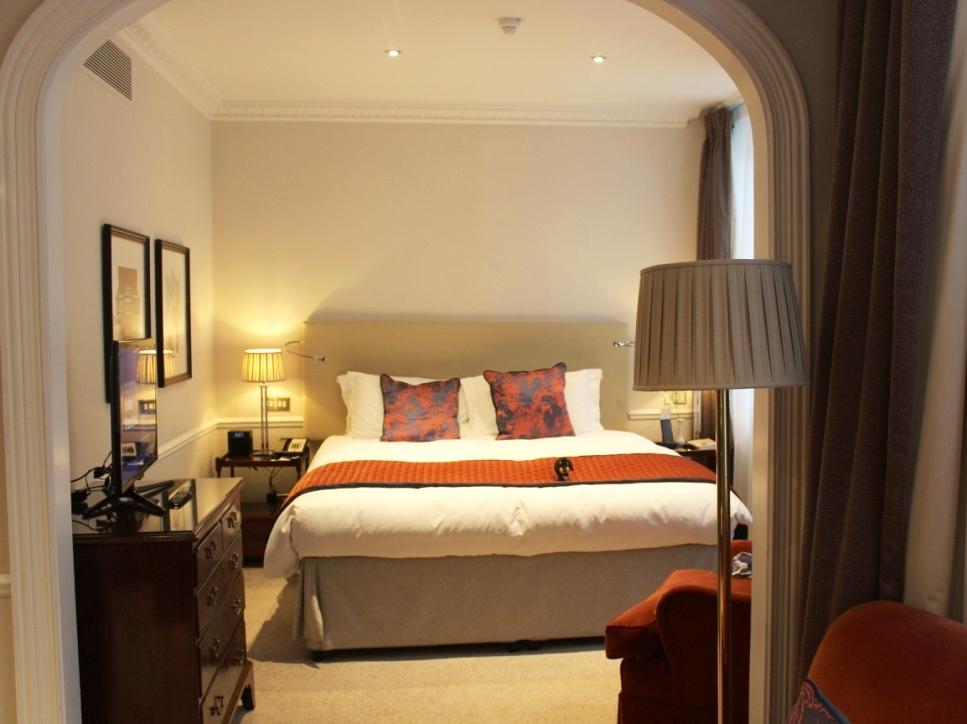 Dukes Hotel London Mayfair review