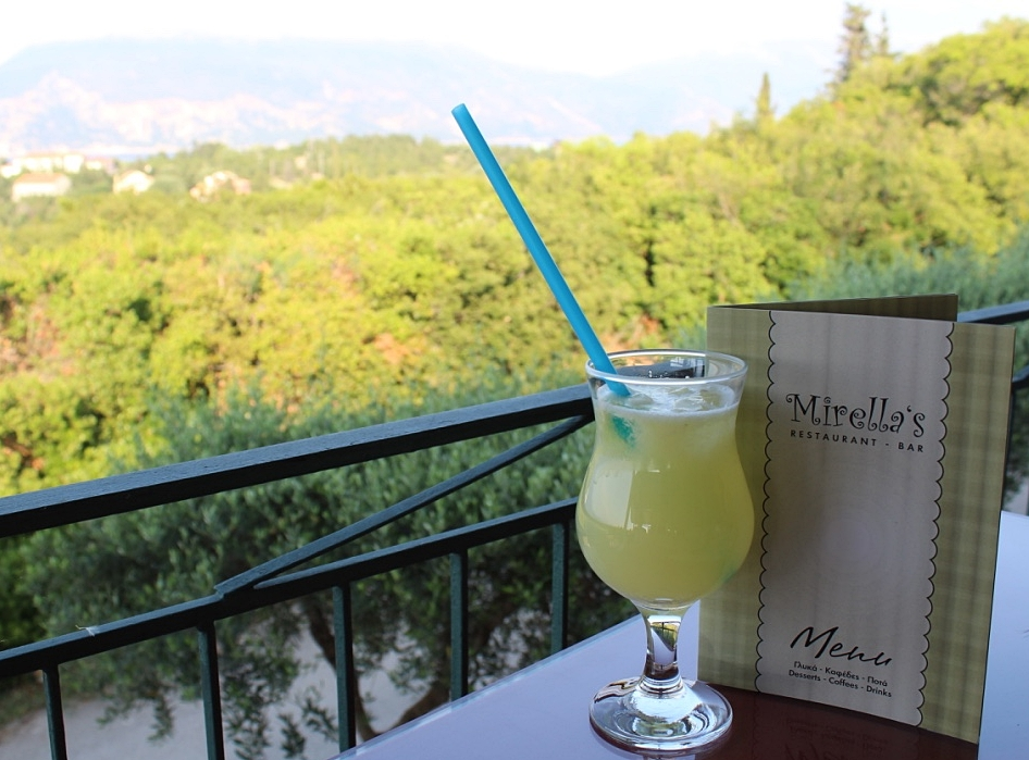 Mirella's restaurant Kefalonia Greece review