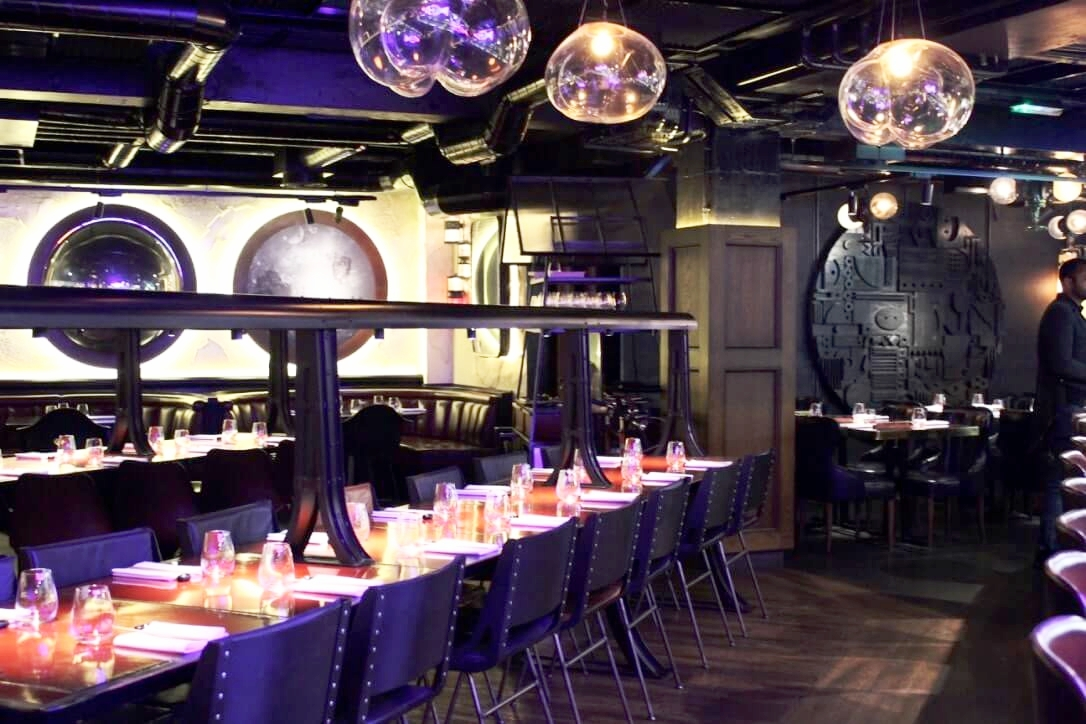 StreetXO restaurant review Mayfair