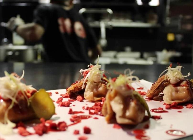 dumplings at StreetXO review