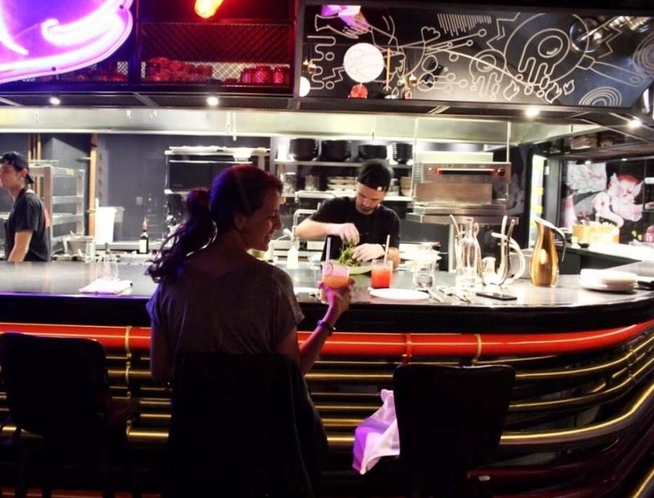 StreetXO London dinner review