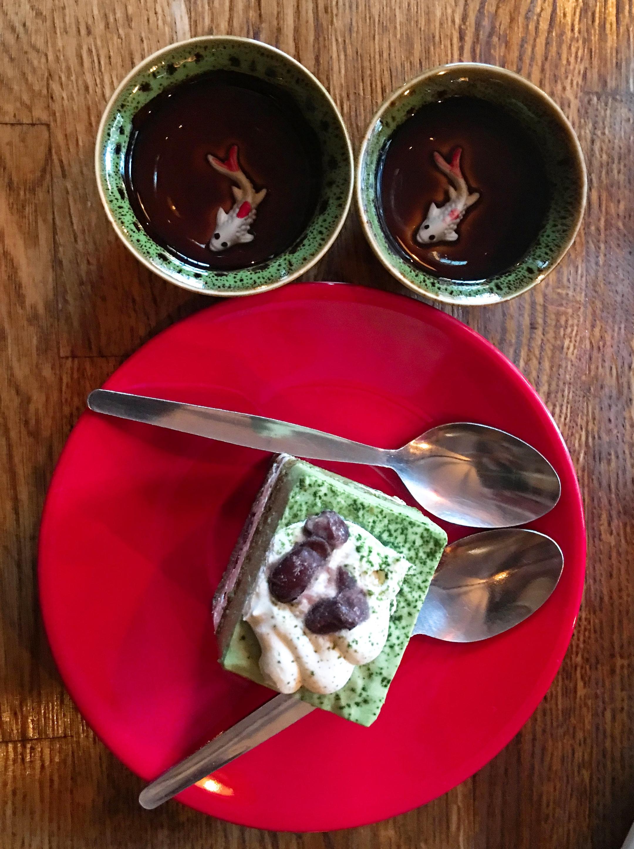 Dessert Chinese Dim Sum restaurant Soho London