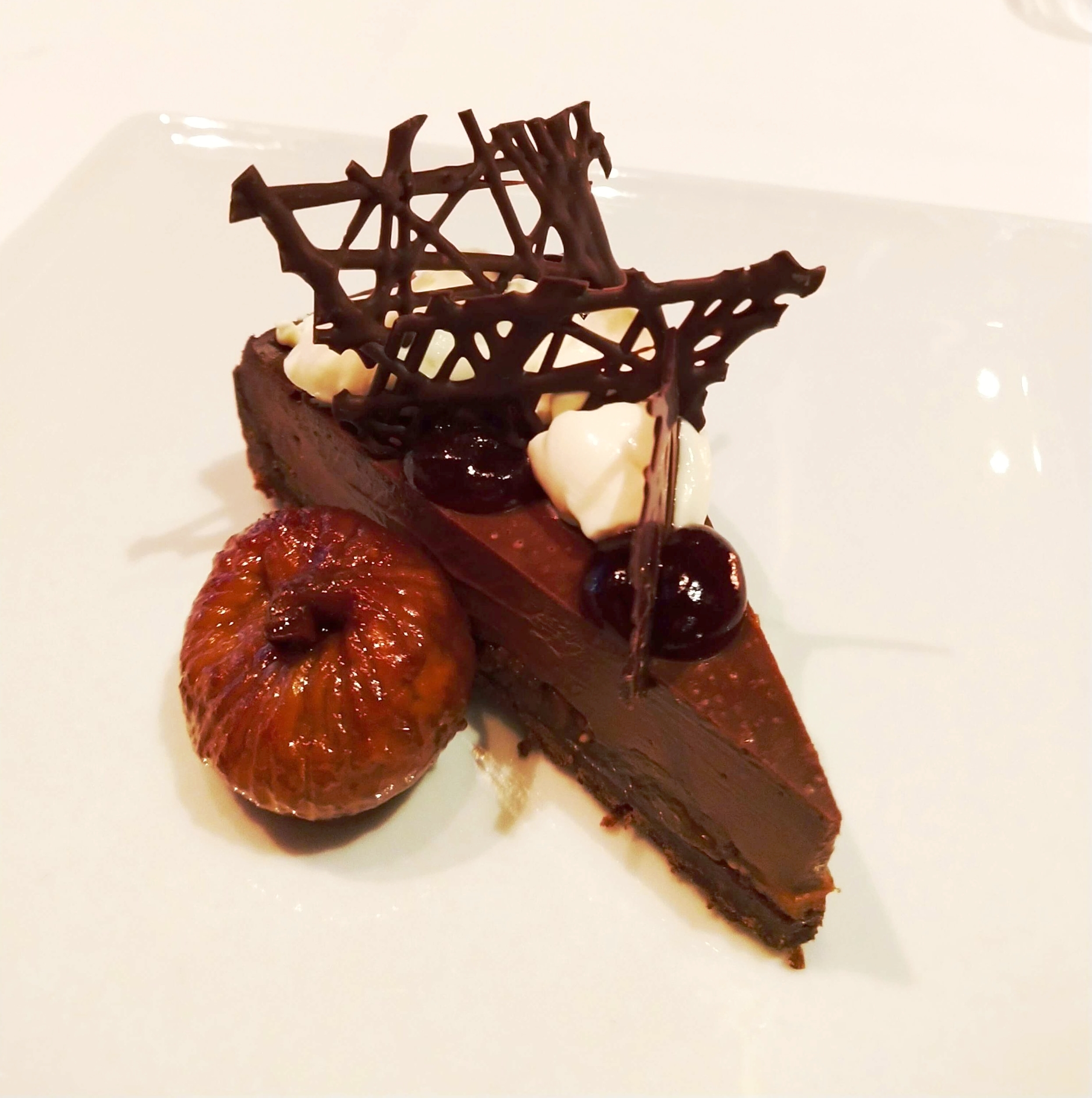 Dessert at OXO Tower Restaurant, Bar and Brasserie Review