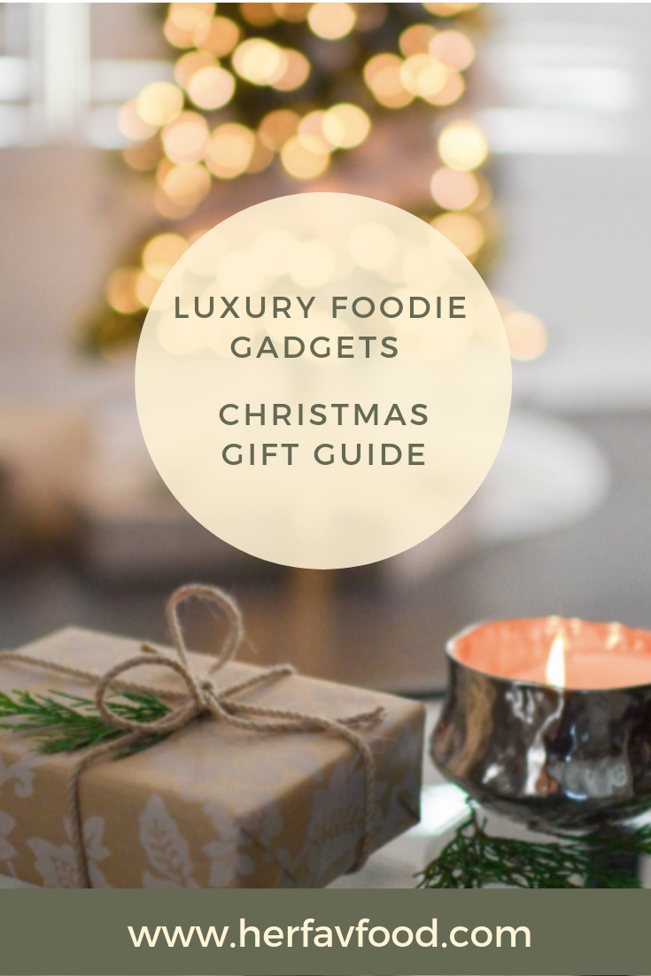 Foodie gadgets Christmas gift guide