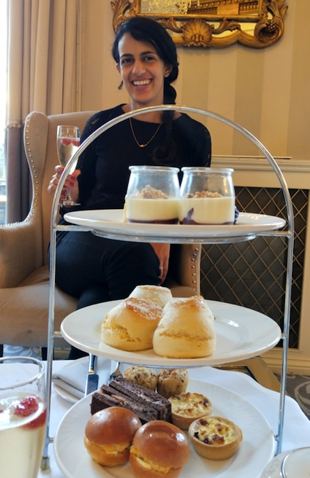 Afternoon Tea St Michael's Manor