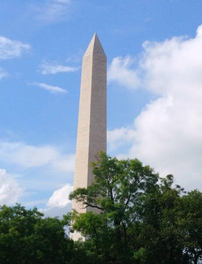 Washington DC Monument America