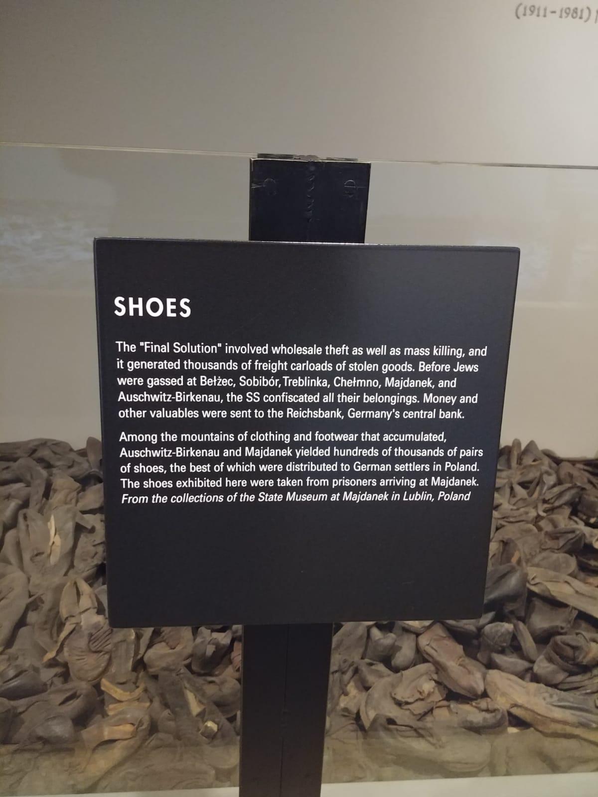 Holocaust Memorial Museum Washington DC America Smithsonian USA