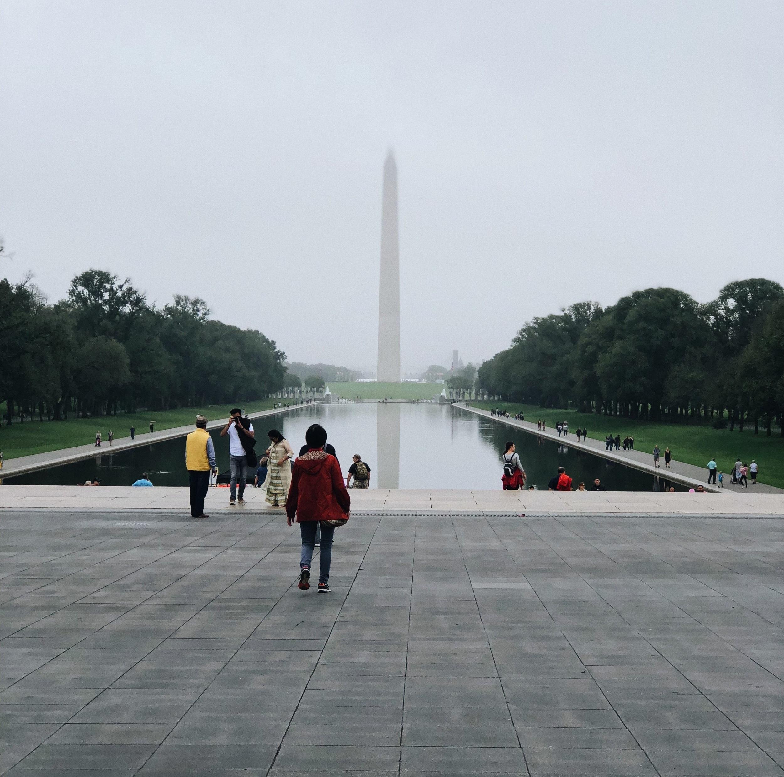Washington Monument America DC