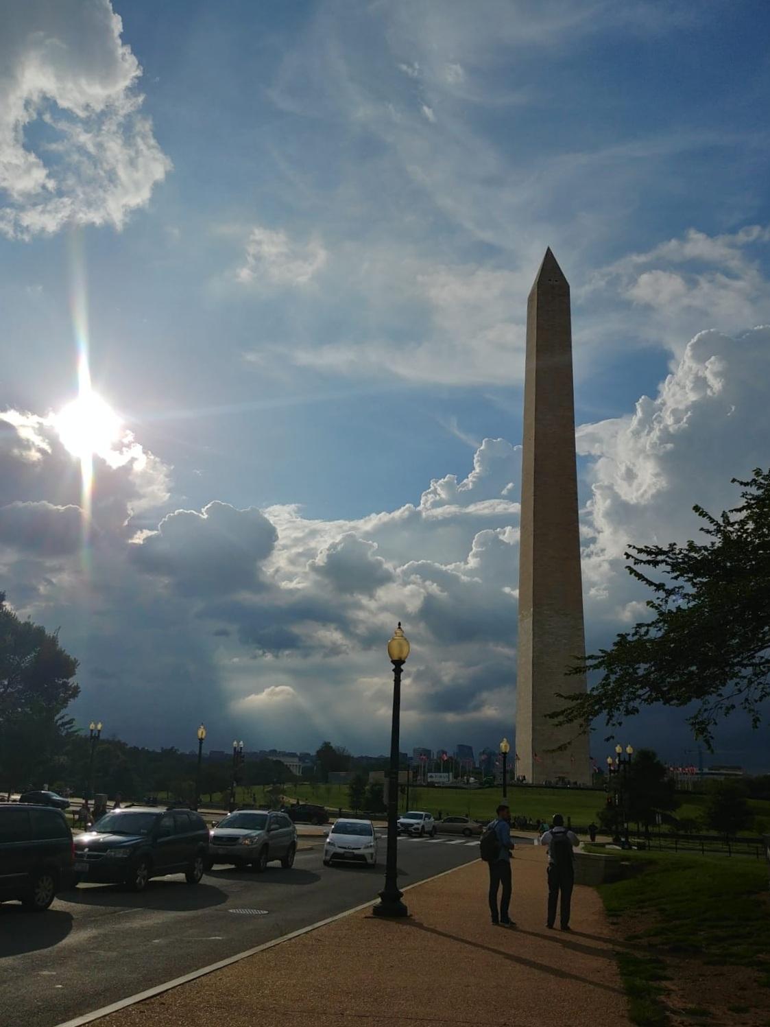 Washington Monument America DC USA