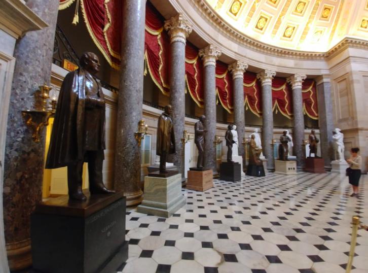 Capitol Hill Washington DC America USA