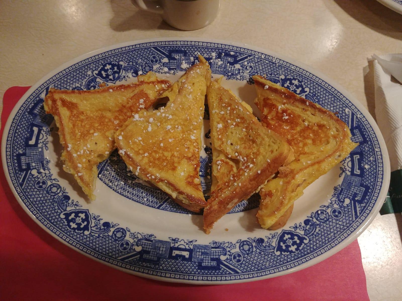 American french toast breakfast Washington DC Rosslyn Arlington