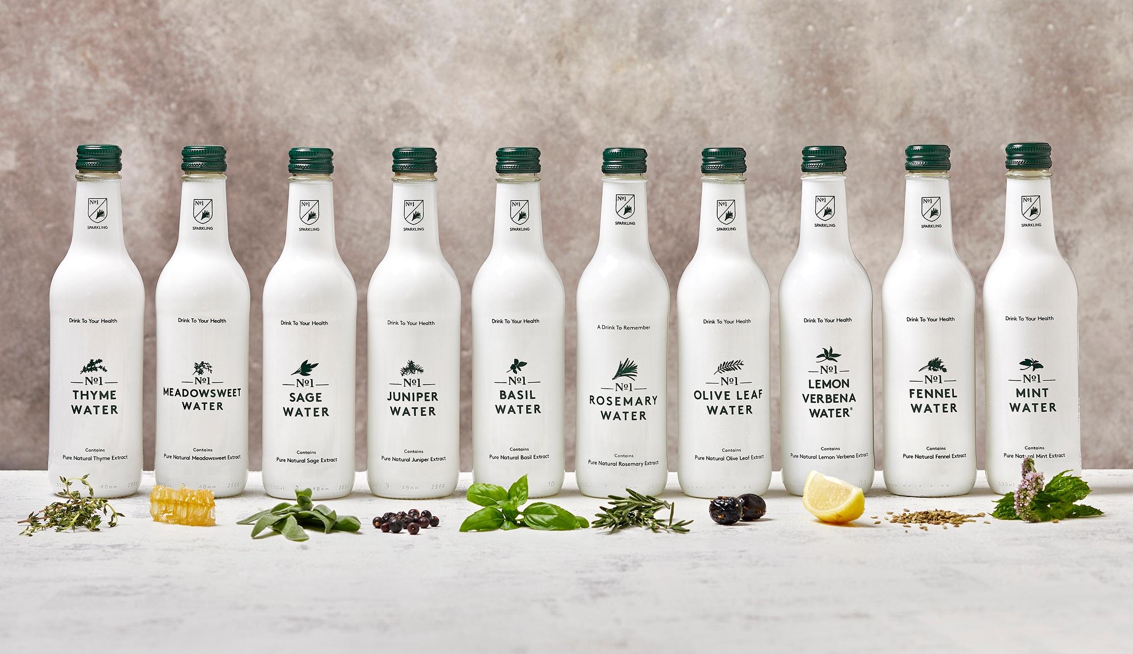 No1 Botanicals drinks