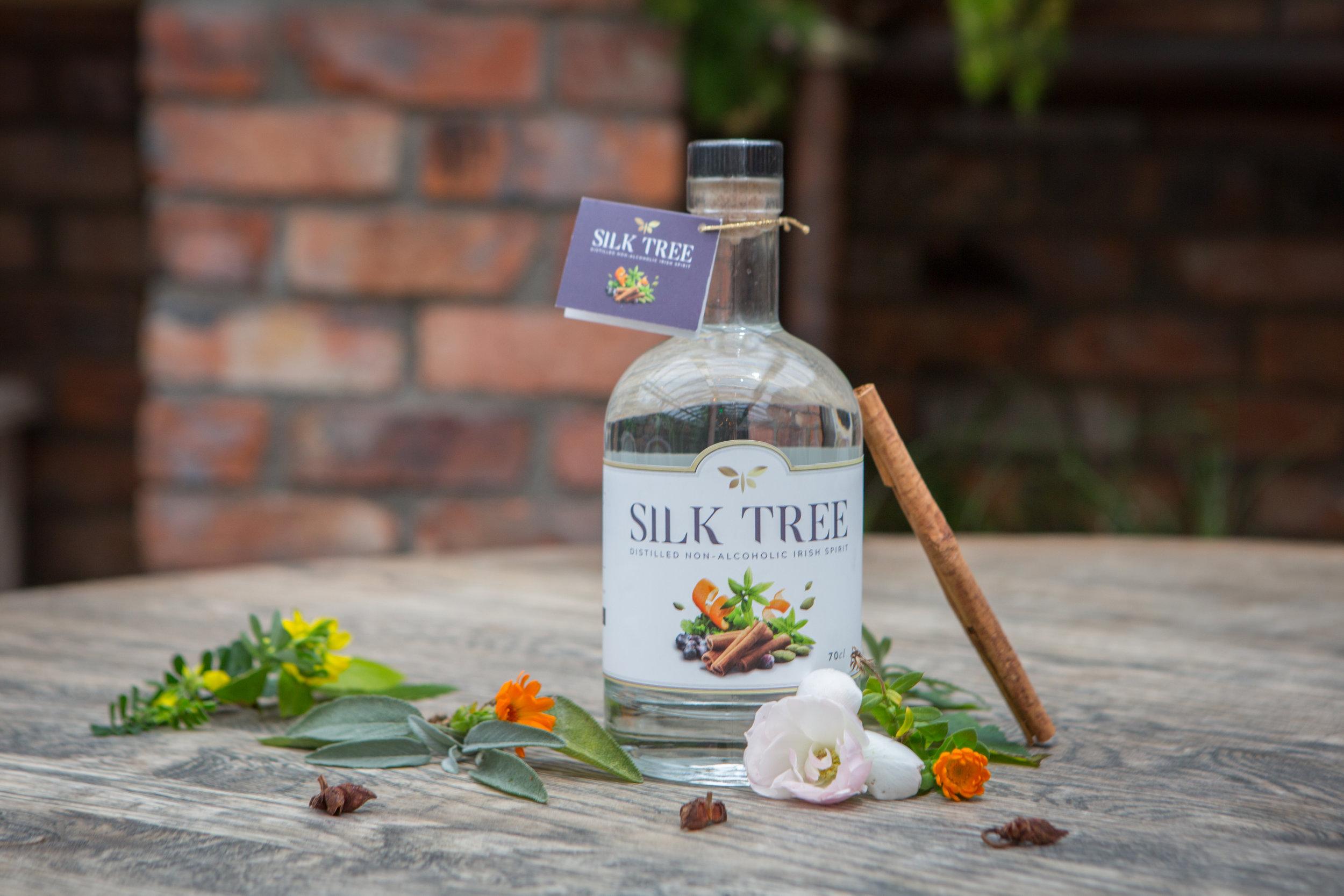 Silk Tree 0.5% gin alternative spirit