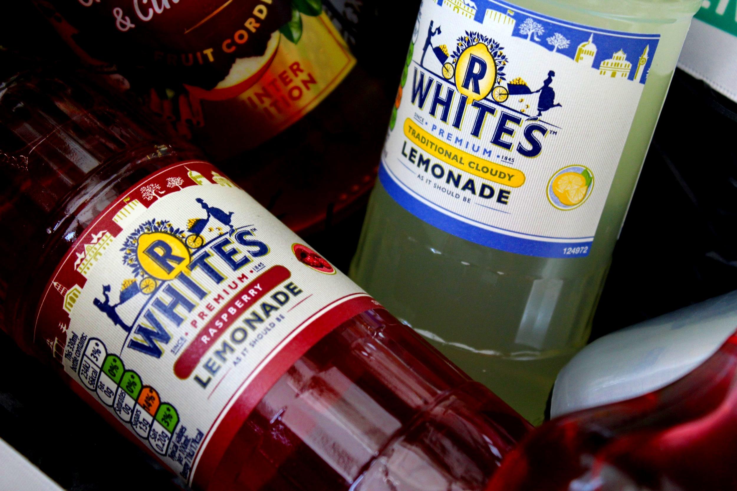 R White's Lemonade