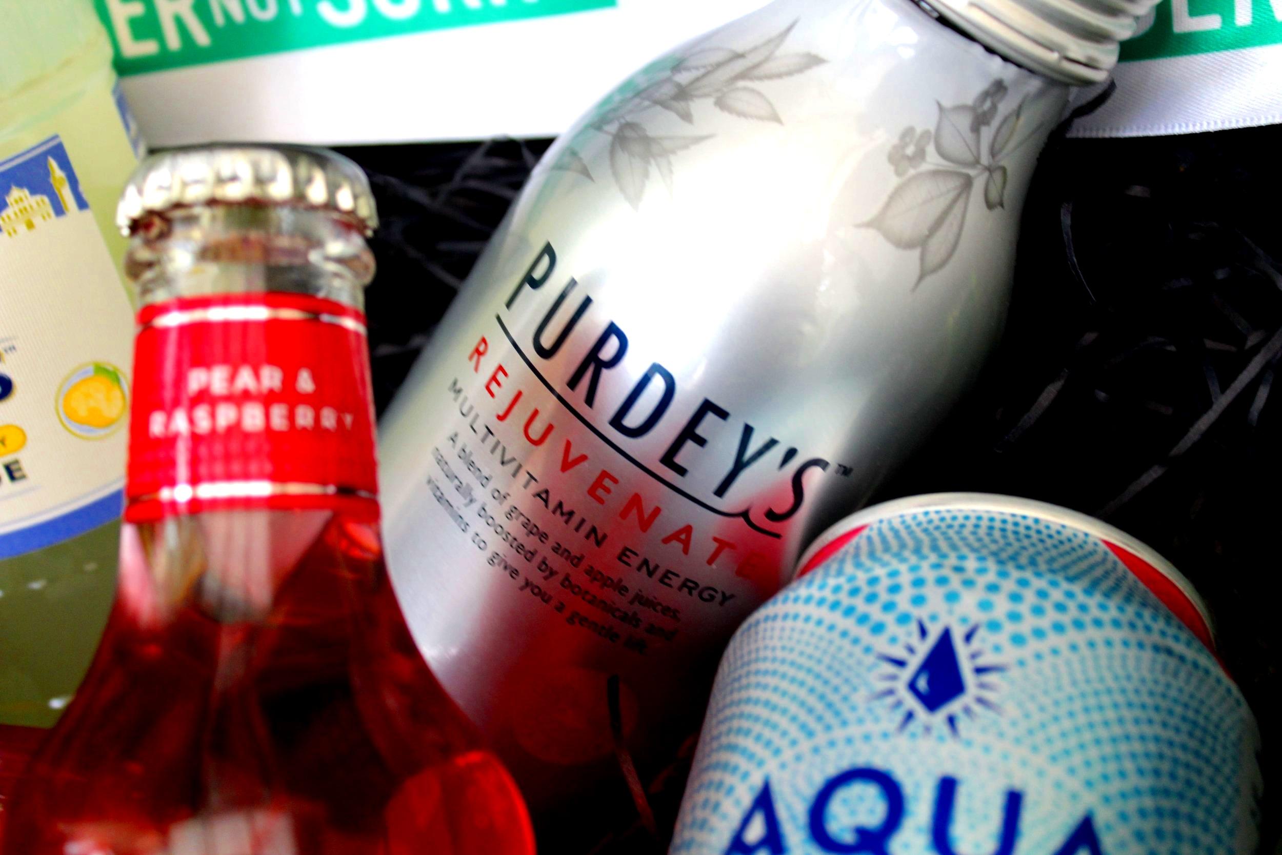 Purdey's Multivitamin Energy