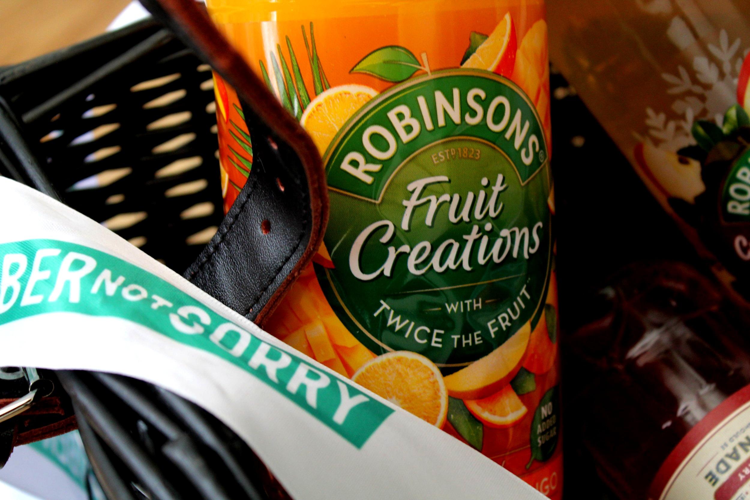 Robinsons Fruit Creations