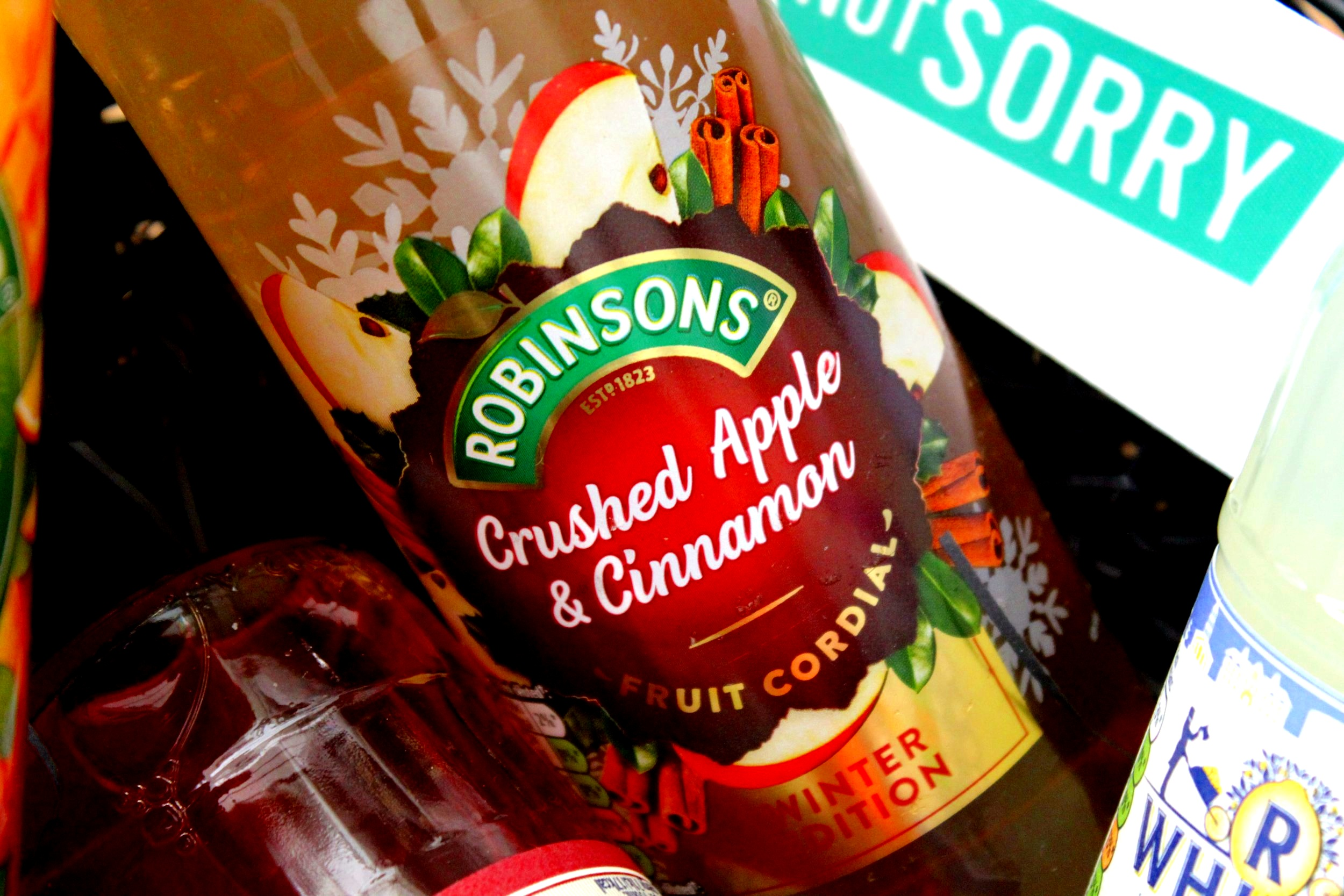 Robinsons Fruit Cordials