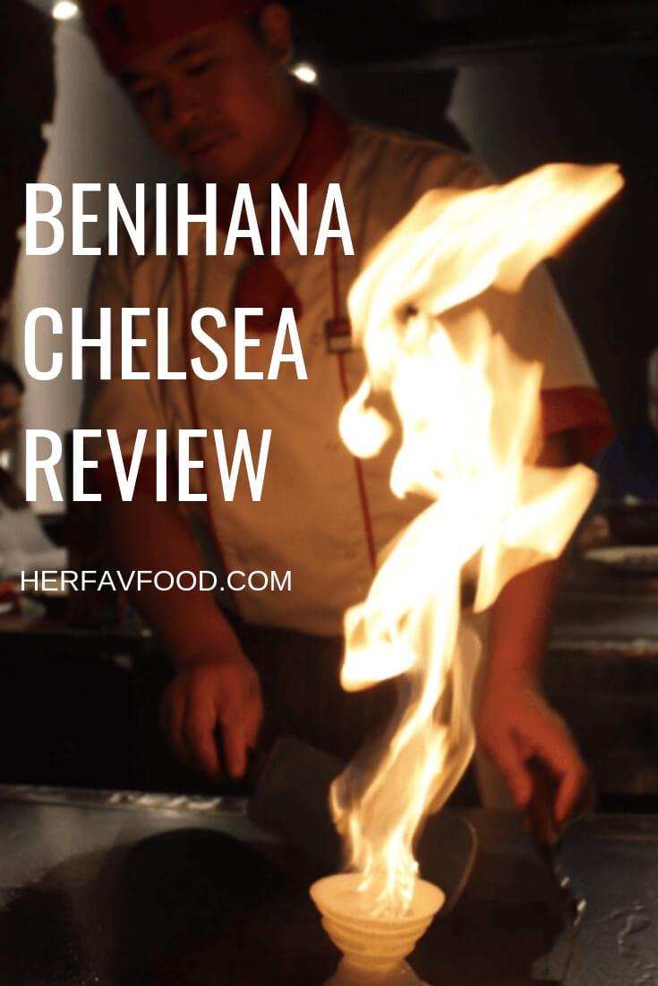 Benihana Chelsea restaurant review