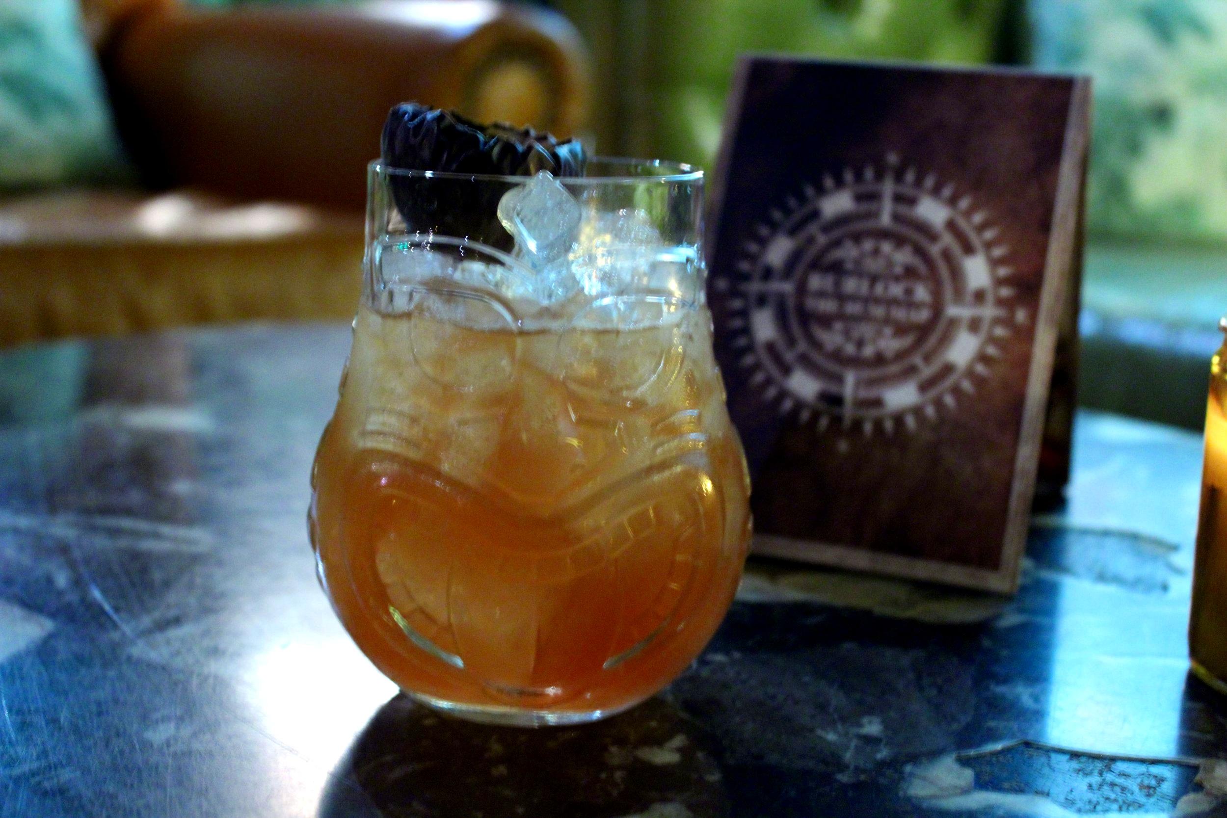 Burlock Rum Bar
