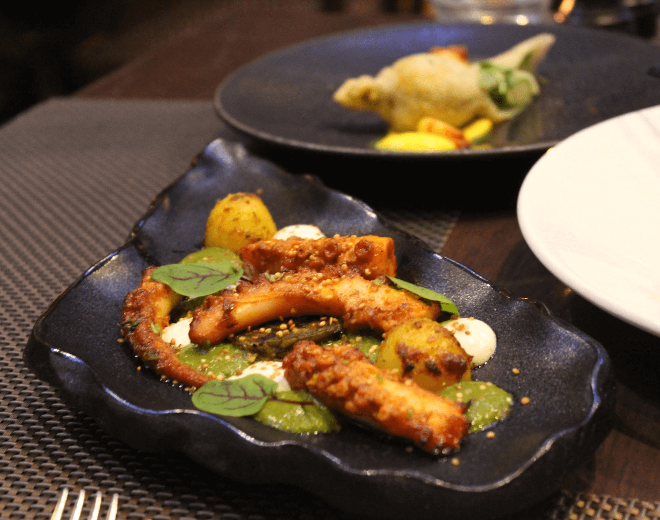 Baluchi restaurant review starters