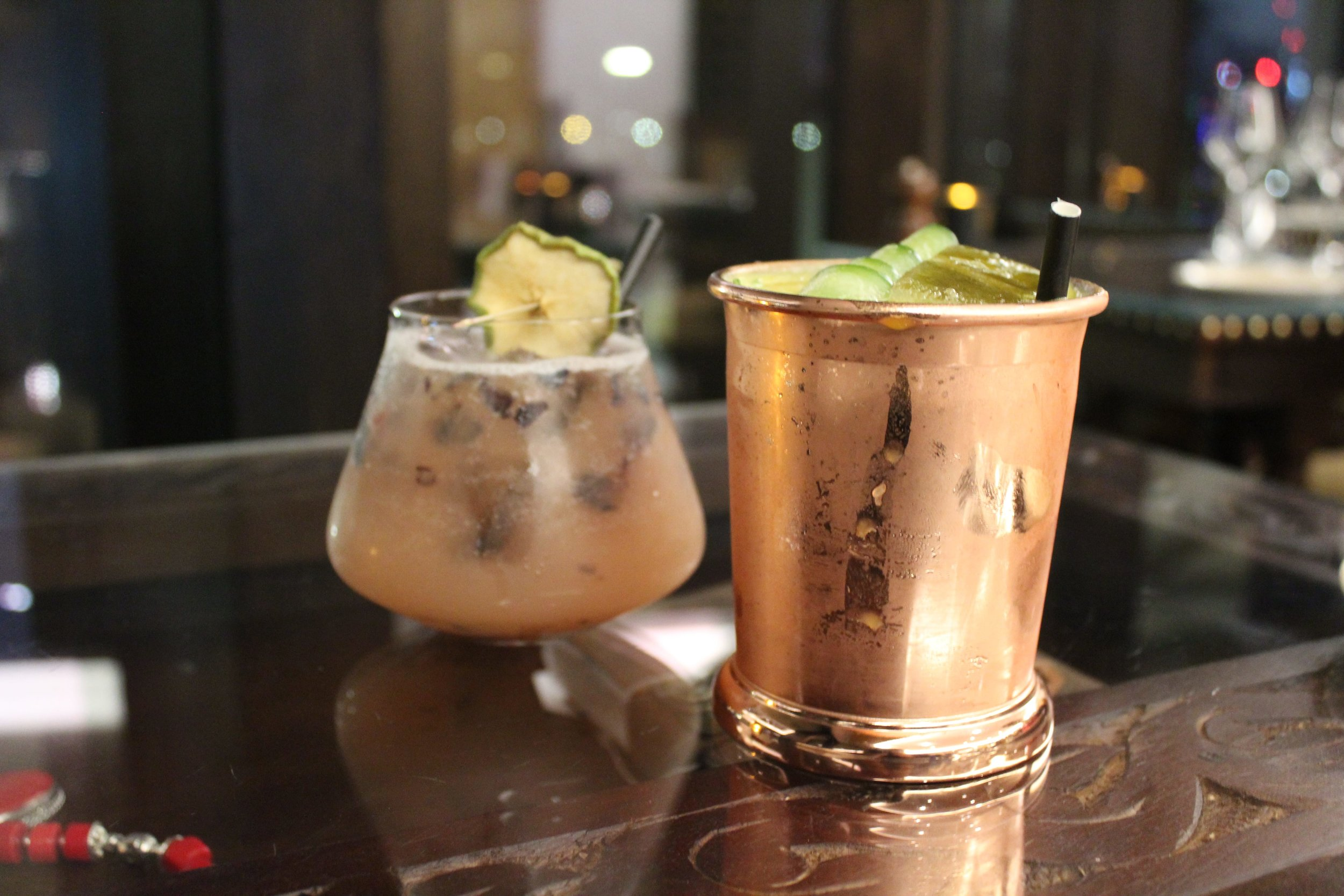 Choki Dhani London cocktails