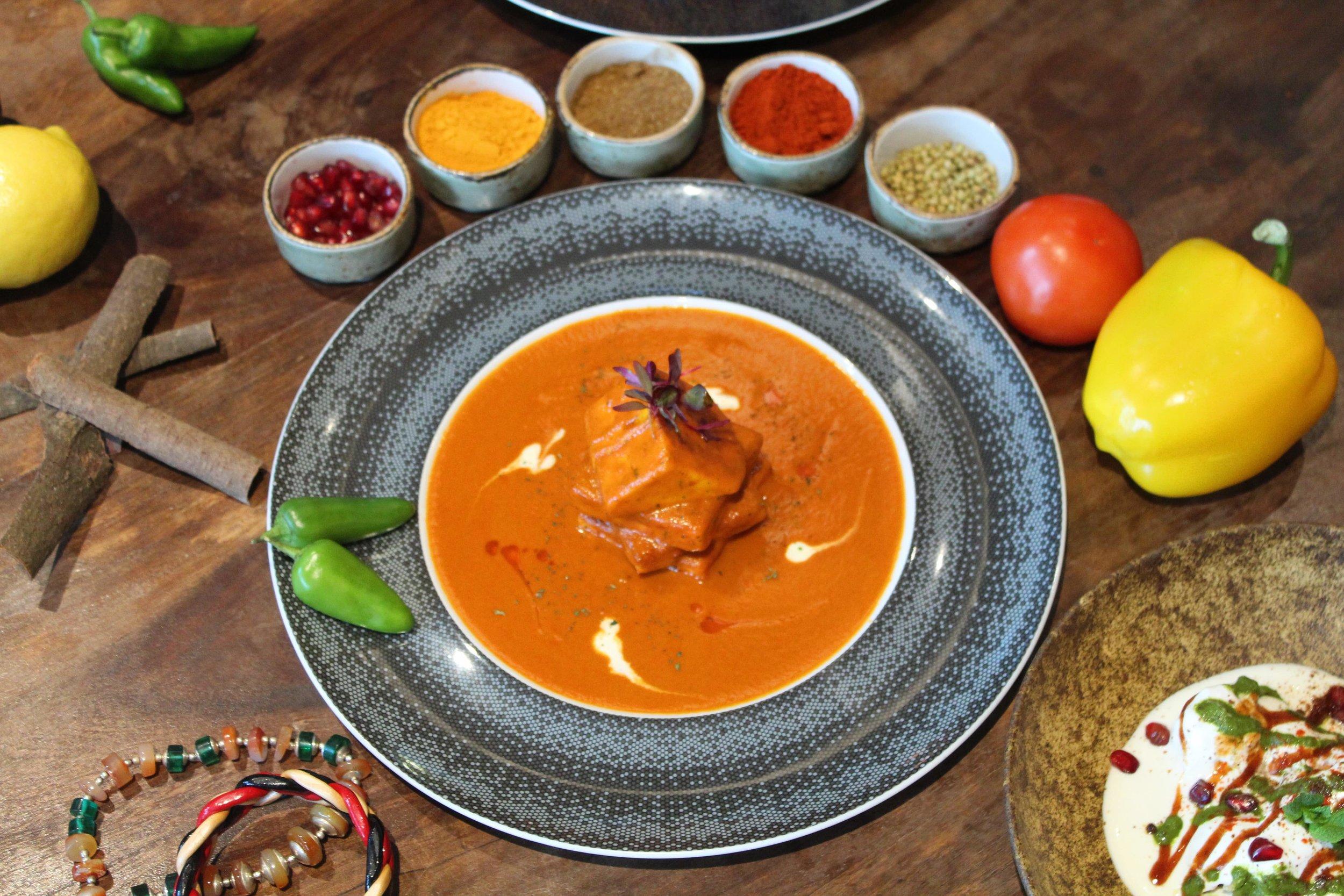 Holi menu Chokhi Dhana London