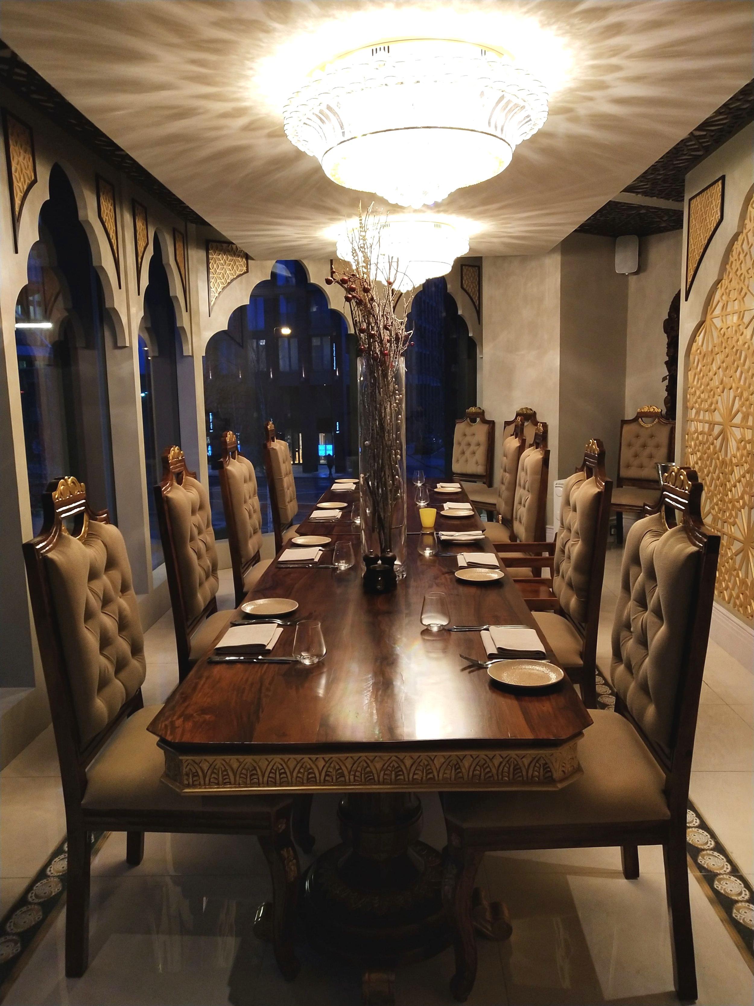 Choki Dhani London private dining room
