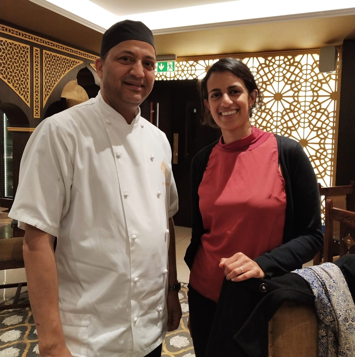 Choki Dhani London head chef