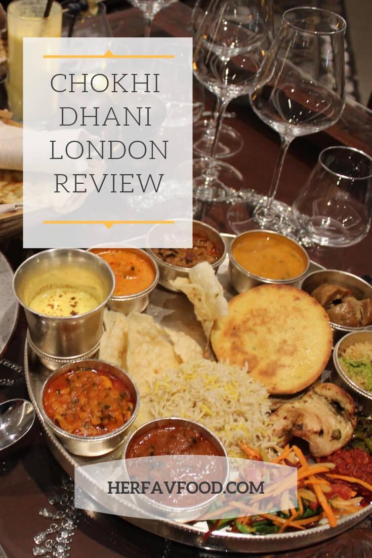 Chokhi Dhana review