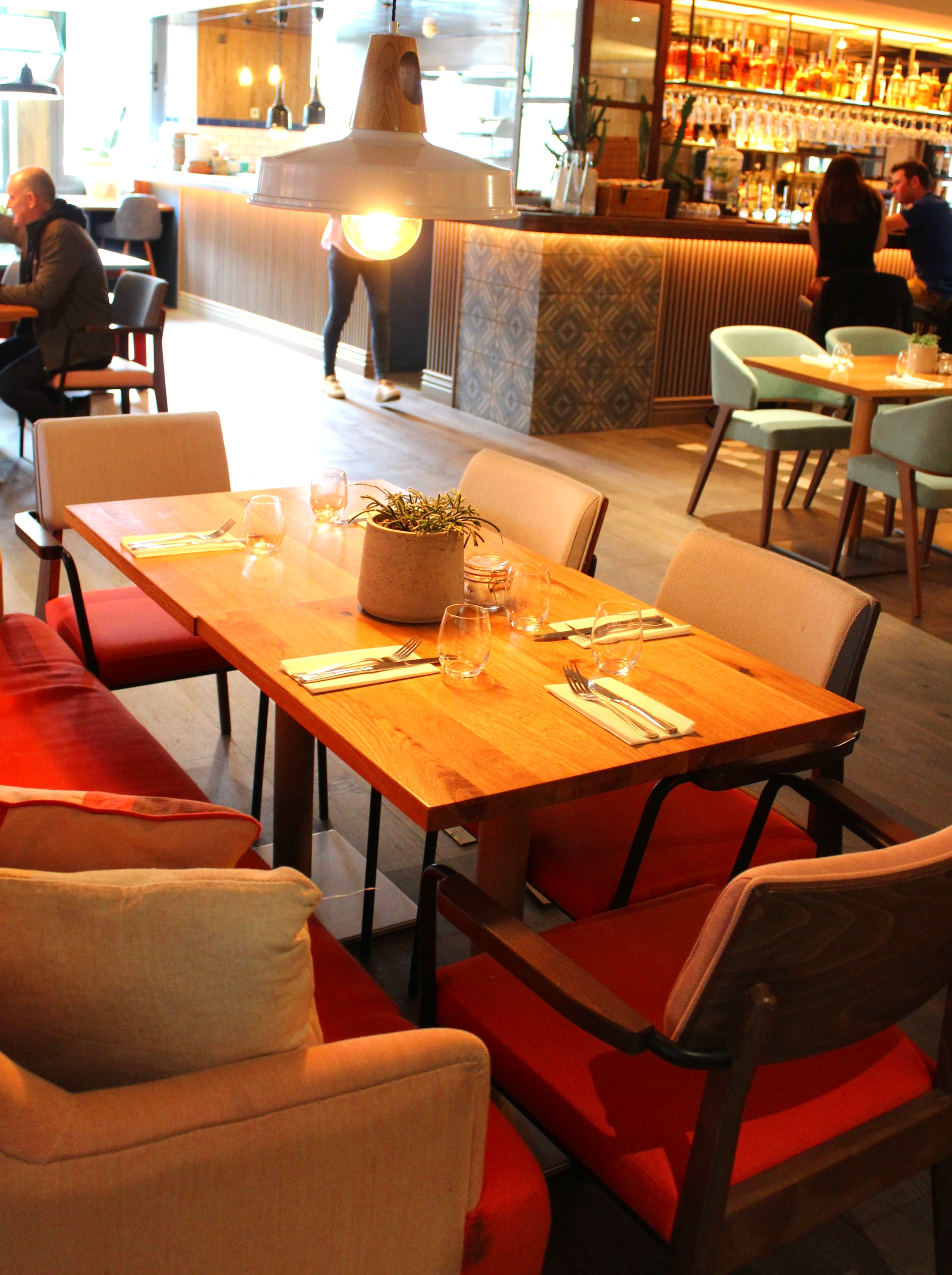 Motley London restaurant review