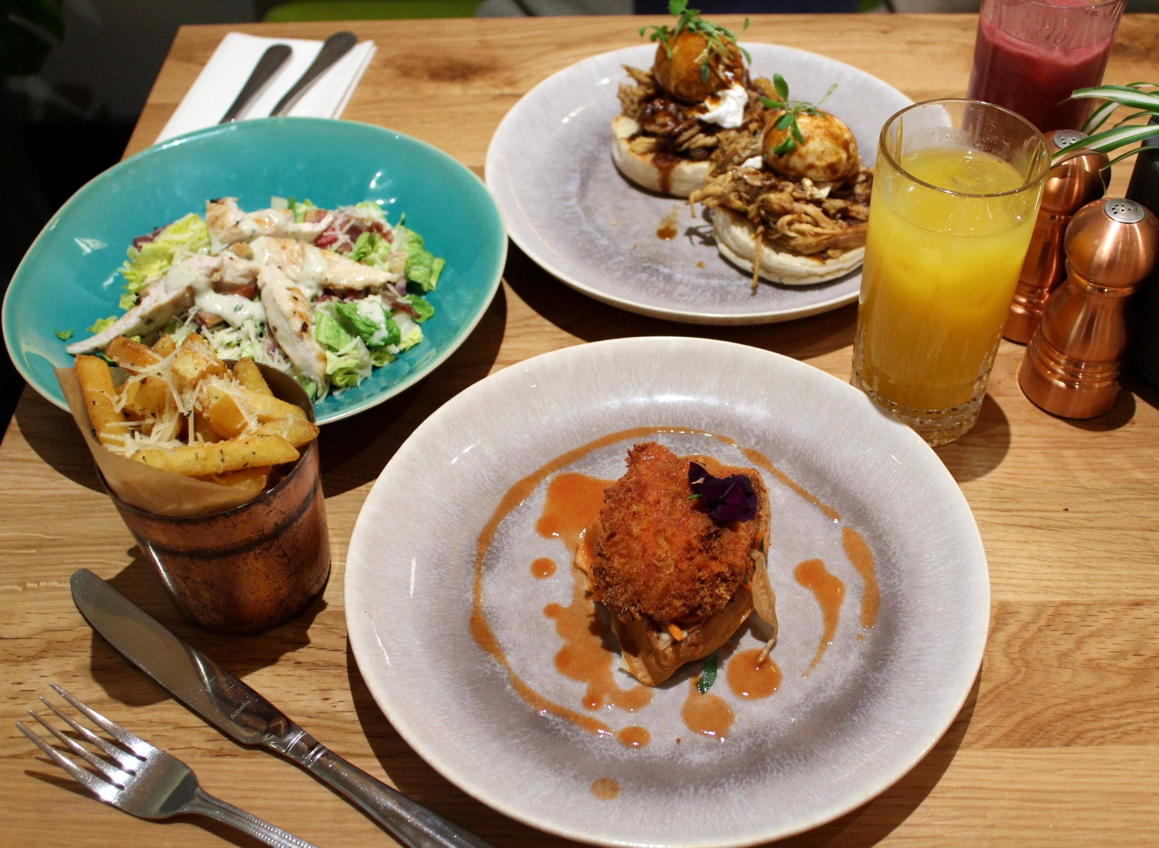 Motley London brunch review