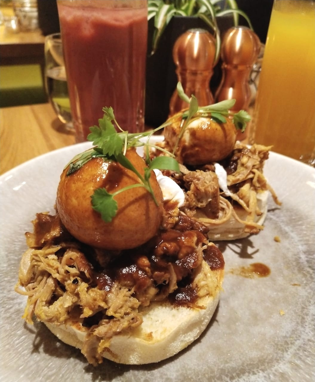 Motley East London brunch review