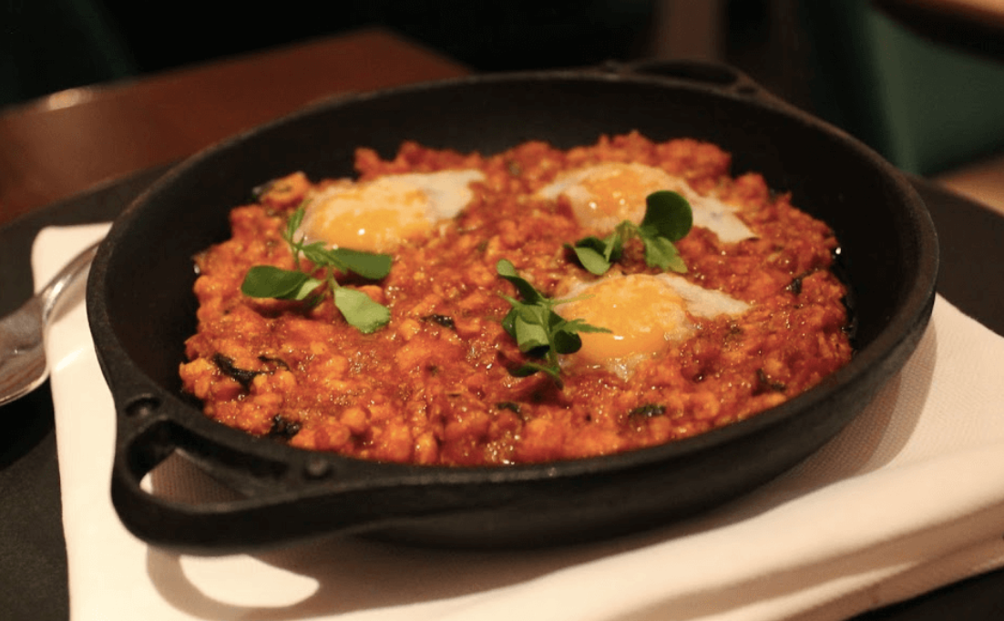 Indian Accent brunch mother's day
