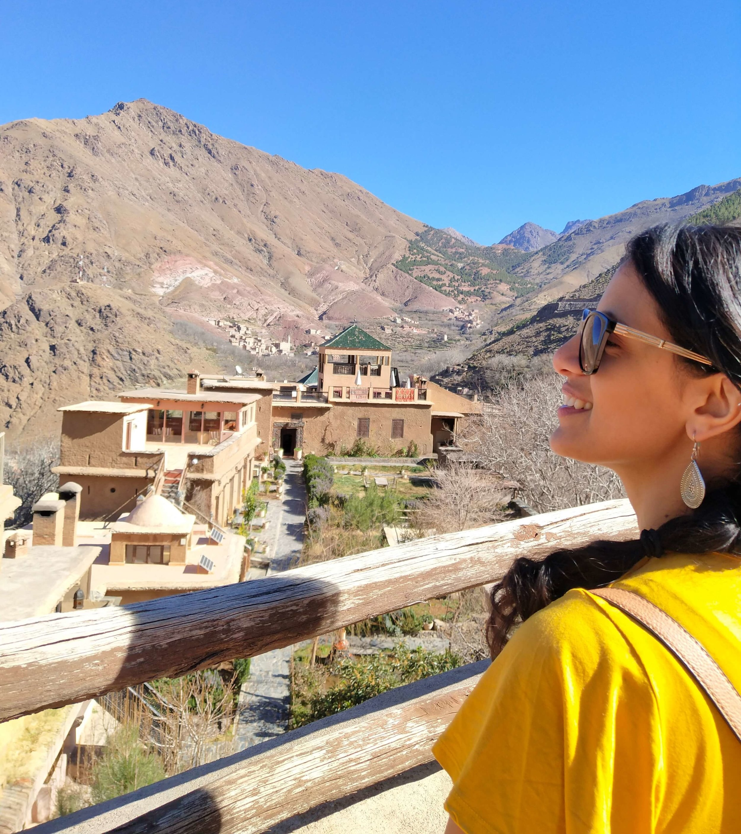 Kasbah du Toubkal review