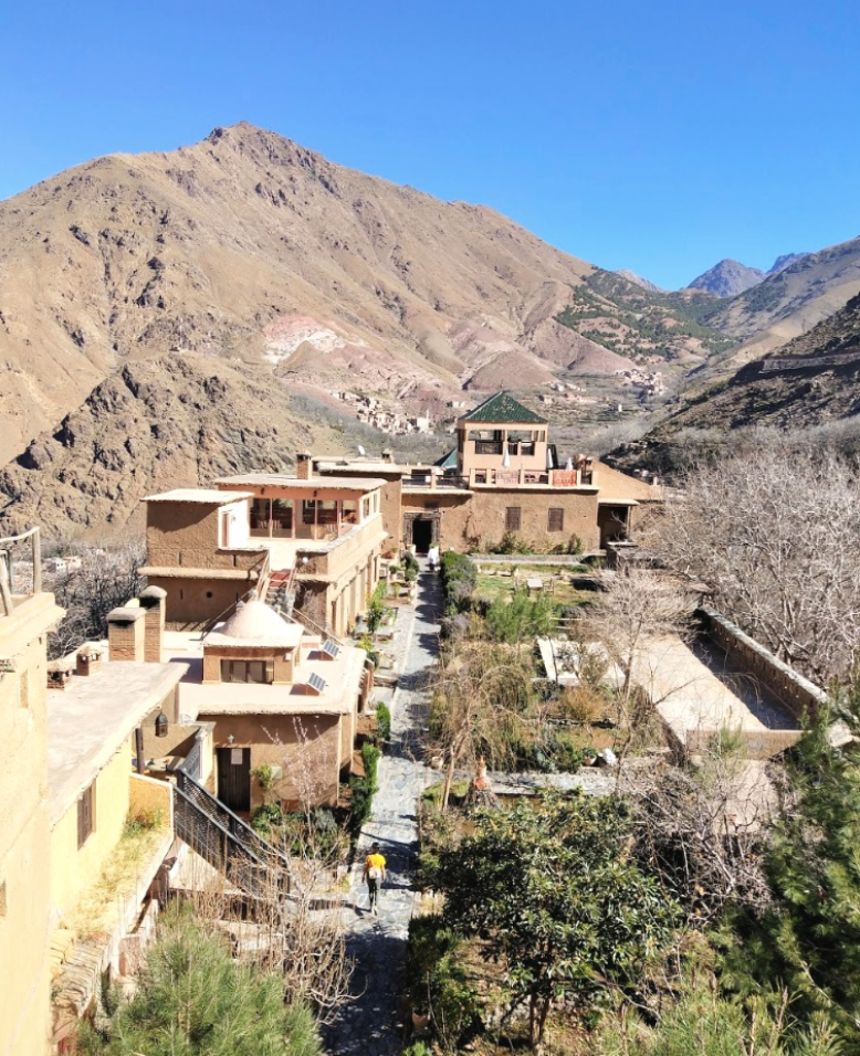 Kasbah du Toubkal: Paradise Mountain Retreat, Morocco